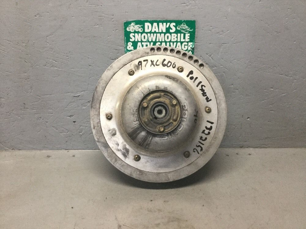 Secondary Driven Clutch Polaris 97 XC 600 Snowmobile # 1322156