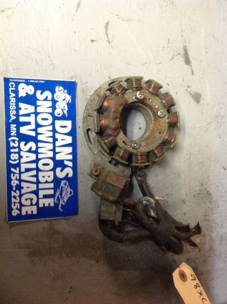 Stator Off Of A 98 Xc 600 Part Number 4060213