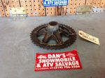 Sprocket & Hub Rear # 2XJ-25440-20-00 Yamaha 1997 Blaster 200 ATV