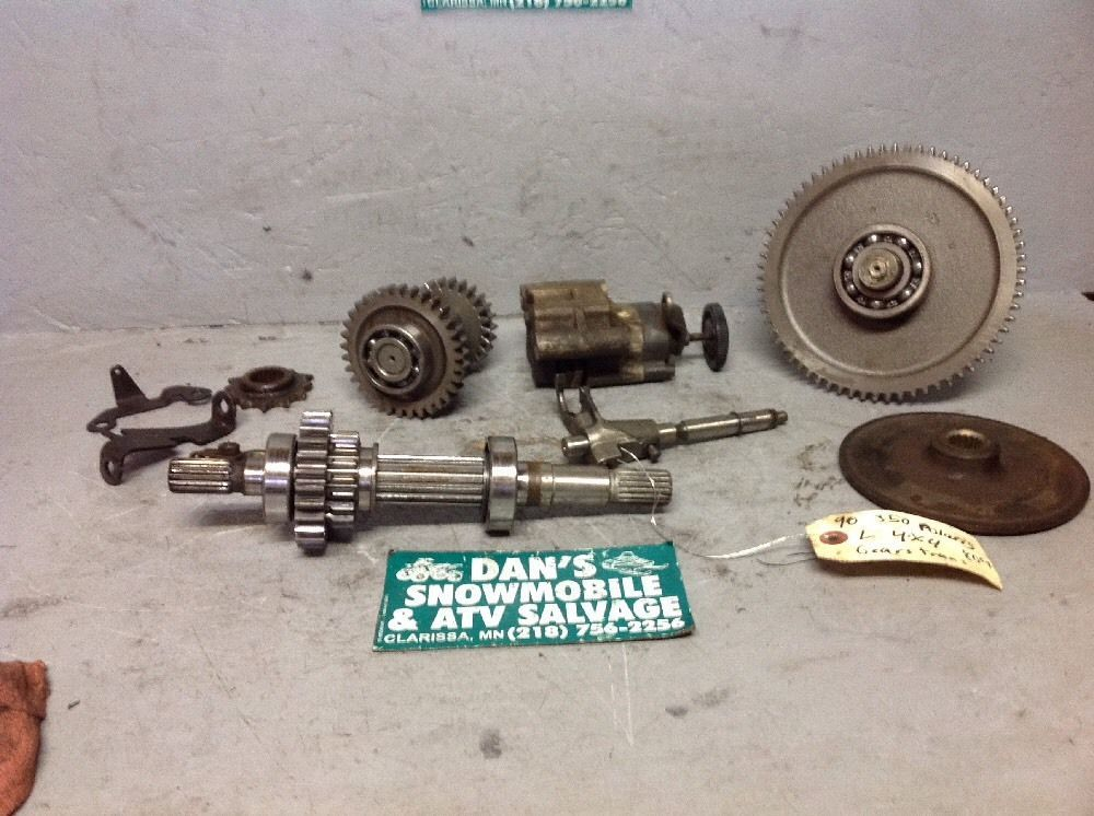 Transmission Gears & Sprockets Polaris 90 350L 4x4 ATV