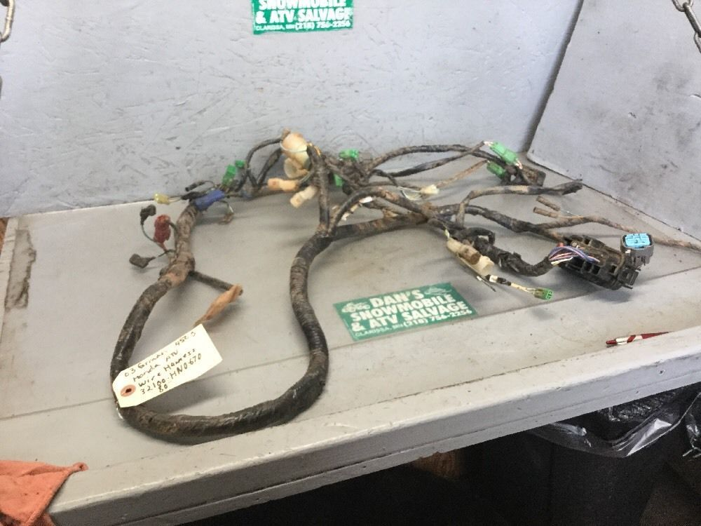 Wire Harness # 32100-HN0-670 Honda 2003 Foreman 450 S 4x4 ATV