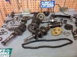 Gears Engine & Transmission Yamaha 1988 Moto 4 350 ATV
