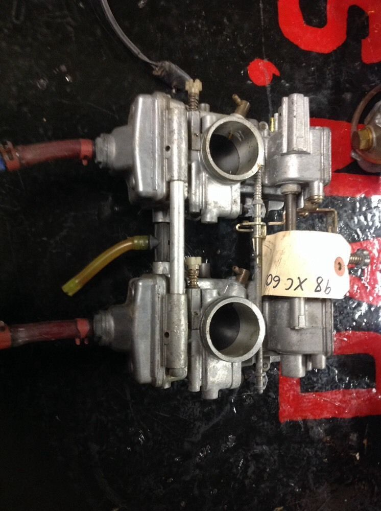Carburetor For The 98 Xc 600 Number 1253205