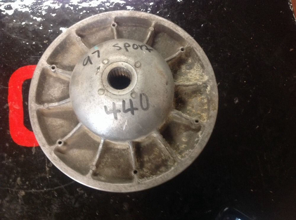 Driven Clutch For A 97 Sport Part Number 1322145