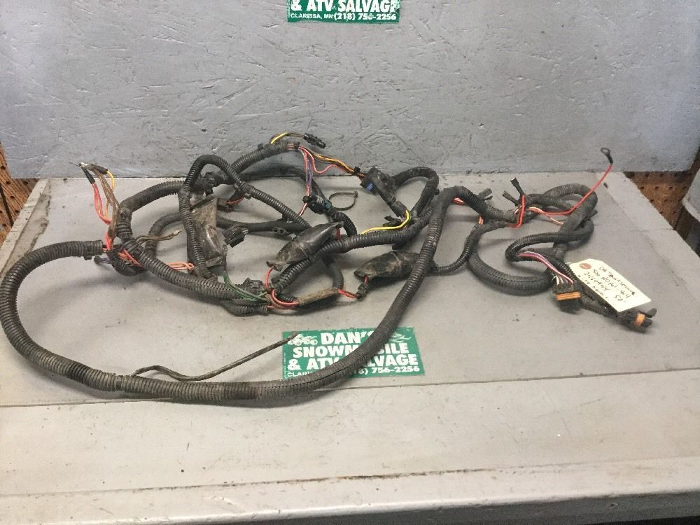 wire harness 2460944 polaris 2002 sportsman 500 ho 4x4 atv rh pistonindex com polaris sportsman 570 wiring harness polaris sportsman 500 ho wiring harness