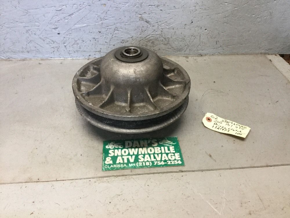 Clutch Driven Secondary # 1321973 Polaris 2002 Sportsman 700 ATV 4x4