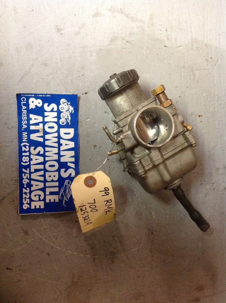 Carburetor For 99 Rmk 700 Part Number 1253239
