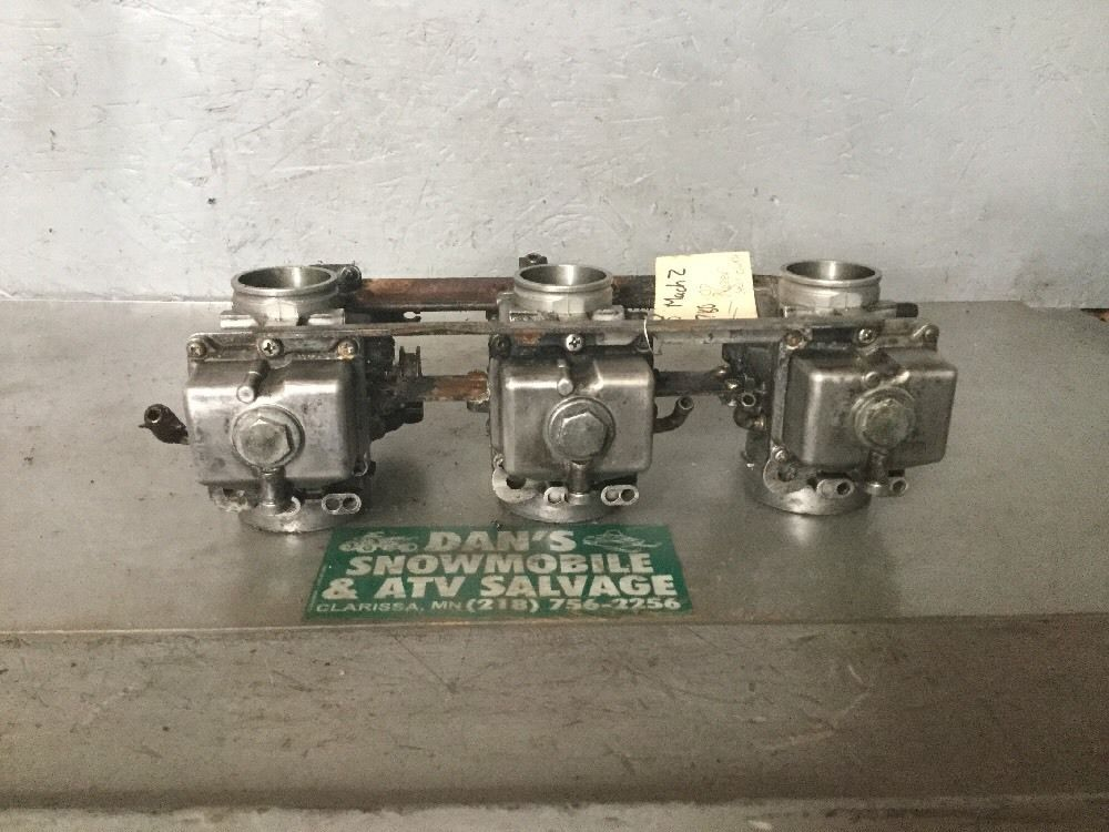 Carburetor Ski-doo 95 Mach Z 780 Snowmobile # 403125600