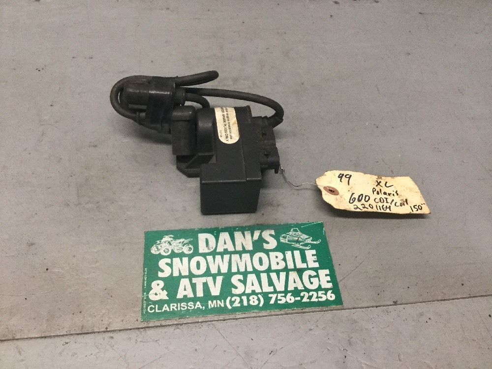 CDI Box Unit Coil # 2201164 Polaris 1999 XL 600 Snowmobile